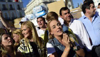 Venezolanos exigen se abra un Canal Humanitario