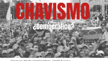 Presentarán el documental de Chavismo: la peste del siglo XXI.