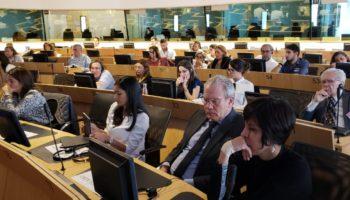 El documental Chavismo la peste del siglo XXI llegó a Bruselas a sensibilizar a los miembros del parlamento europeo.
